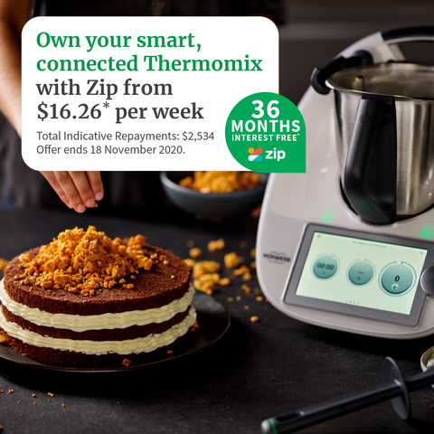 thermomix 36 months interest free