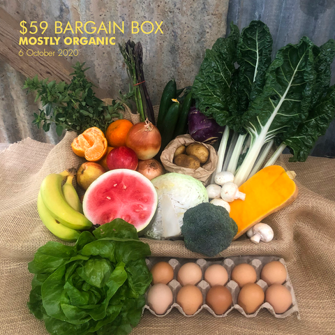 Bargain Box 6 October 2020