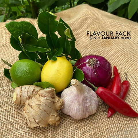 Flavour pack
