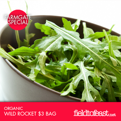 wild rocket almost half price
