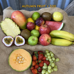 Autumn Fruit Box