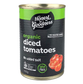 Diced Tomatoes : 400g Can : Organic