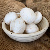 Mushrooms, Button : 200g