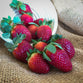 Strawberries : 250g