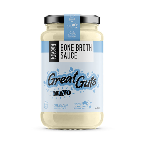 Great Guts Mayo : 375ml