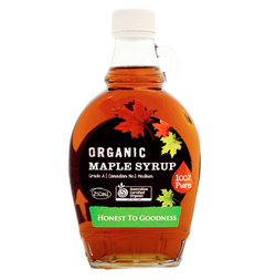 Maple Syrup 250ml : Organic