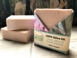Soap, Handmade Indulgence Spa Range