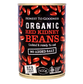 Red Kidney Beans : Organic -: 400g Can