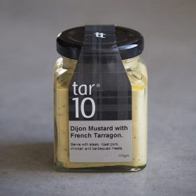 Mustard, Dijon with French Tarragon : 110g