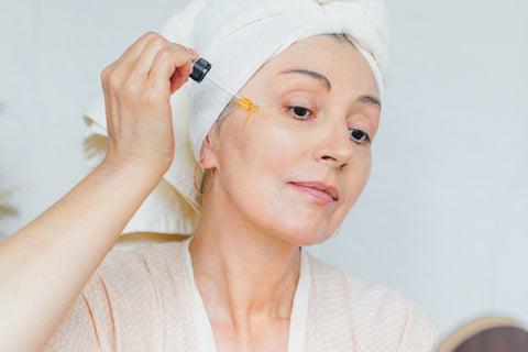 Skincare in Your 60s: 3 Habits To Start