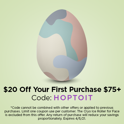 $20 off your first purchase $75+ Code: HOPTOIT