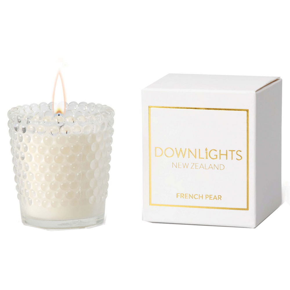 Downlights mini candle french pear