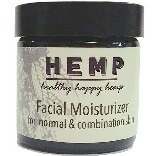 Hemp Seed Face Moisturizer  by Healthy Happy Hemp NZ
