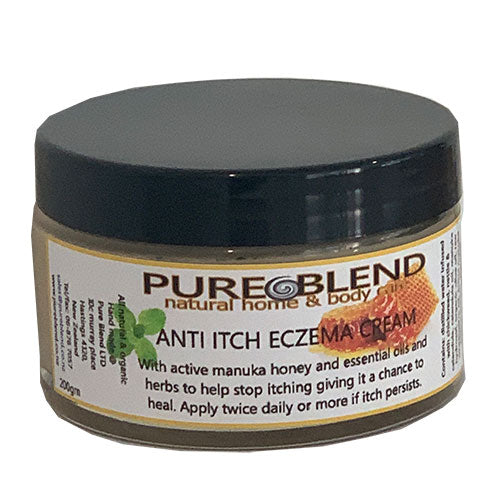 Load image into Gallery viewer, Pure Blend Anti Itch Eczema Cream New Zealand