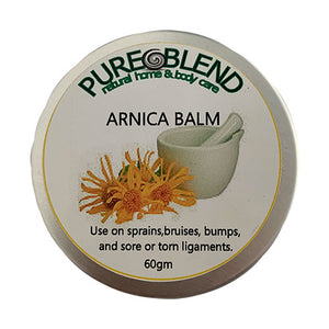 Pure Blend Arnica Balm New Zealand