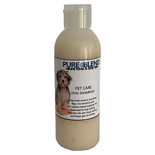 Pure Blend Pet Care All Natural Dog Shampoo New Zealand