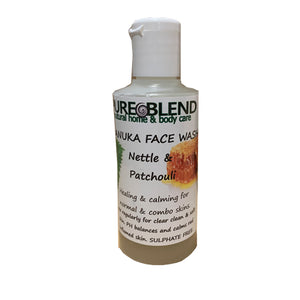 Purer Blend Manuka Face Wash Normal Skin New Zealand