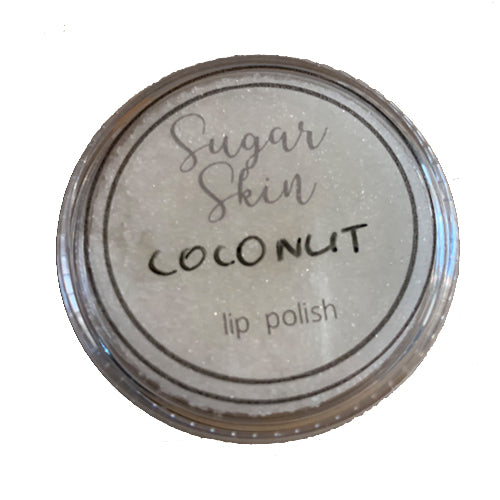 Sugar Skin Coconut Lip Polish