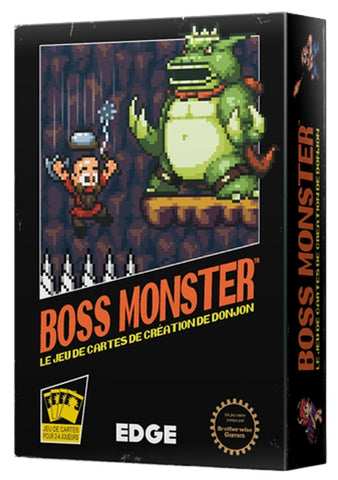 Boss Monster (Anglais)