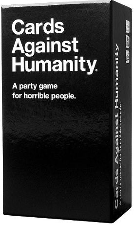 CARDS AGAINST HUMANITY  -  BASE GAME (Anglais)