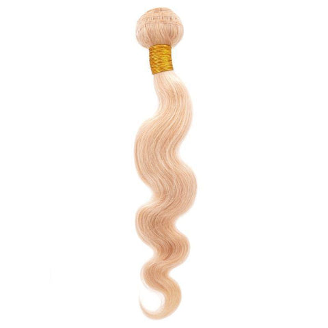 RUSSIAN BLONDE BODY WAVE HAIR EXTENSIONS