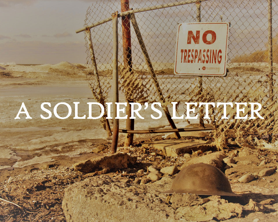 A Soldier's Letter (Digital Edition)