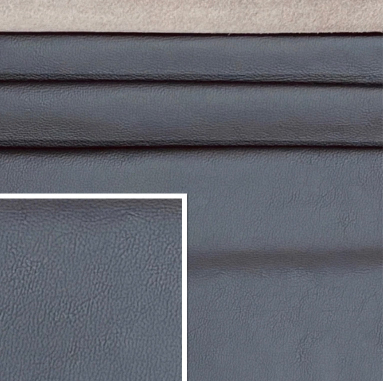 Newmarket Maron Dark Brown Italian Leather Cow Hide : (0.9-1.1mm) This Hide Is Perfect For Leather Upholstery , Leather Crafts , Leather Bags , Leather Accessories.