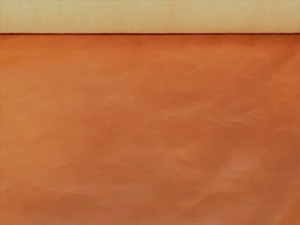 Canada Tan Brown Natural Grain Glazed Leather Cow Hide : (0.9-1.0mm) This Hide Is Perfect for Leather Crafts, Leather Upholstery , Leather Bags , Leather Accessories.
