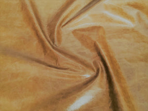 Canada Biscuit Brown Natural Grain Glazed Leather Cow Hide : (0.9-1.0mm) This Hide Is Perfect for Leather Crafts, Leather Upholstery , Leather Bags , Leather Accessories.