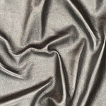 Vegas Anthracite Dark Silver Full Grain Foiled Leather Cow Hide : (0.9-1.1mm) This Hide Is Perfect for Leather Crafts , Leather Bags , Leather Accessories.