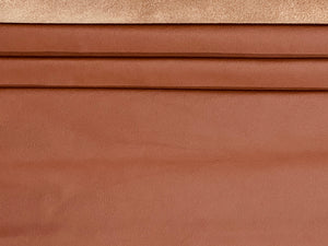 Newmarket Autumn Tan Italian Leather Cow Hide : (0.9-1.1mm) This Hide Is Perfect for Leather Upholstery , Leather Crafts , Leather Bags , Leather Accessories.