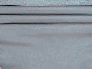 Nassau Light Grey Full Grain Leather Cow Hide : (0.9-1.1mm) This Hide Is Perfect for Leather Crafts, Leather Bags , Leather Accessories.