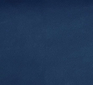Nassau Navy Blue Full Grain Leather Cow Hide : (0.9-1.1mm) This Hide Is Perfect for Leather Crafts, Handbags , Leather Bags , Leather Accessories.