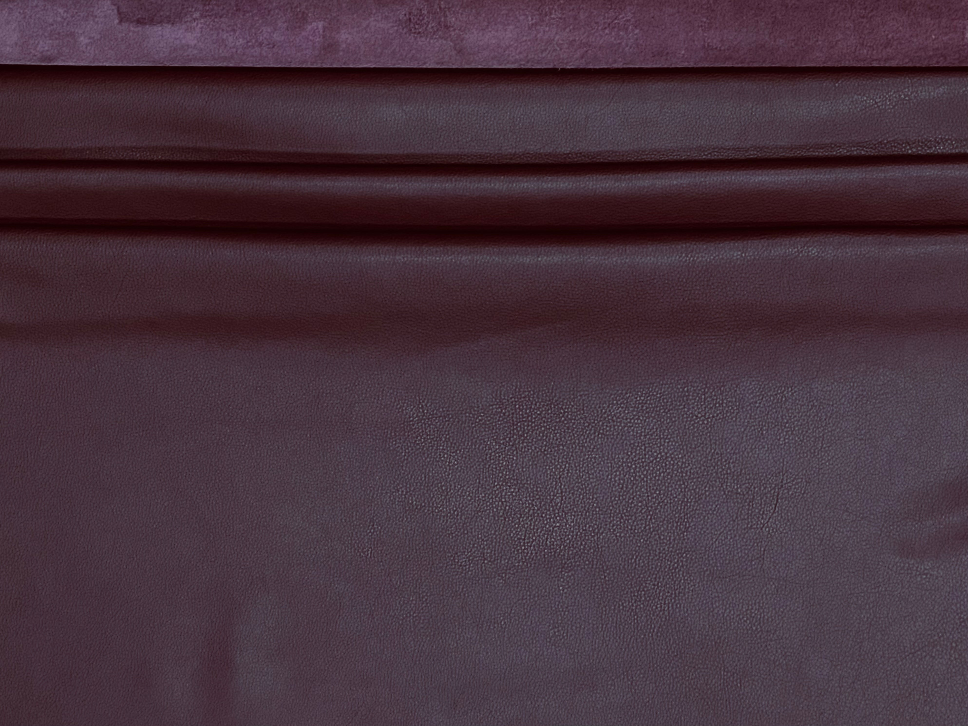 Nassau Burgundy Full Grain Leather Cow Hide : (0.9-1.1mm)This Hide Is Perfect for Leather Crafts, Leather Bags , Leather Accessories.