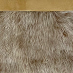 Camel Two Tone Toscana Spanish Shearling (Brisa) : Perfect For Leather Garments, Leather Trimmings & Leather Accessories.