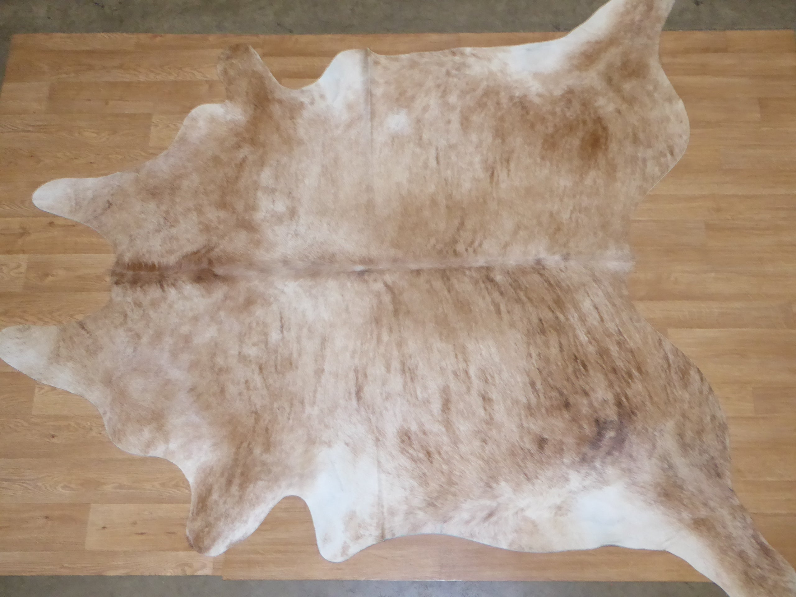 Natural Hair On Cow Hide : This Hide Is Perfect For Wall Hanging, Leather Rugs, Leather Bags & Leather Accessories (pic code 1020033)