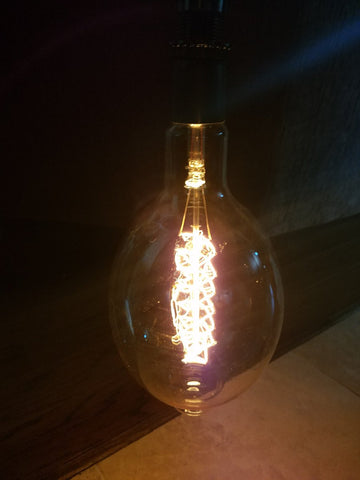 XLG EDISON BULB WITH CORD