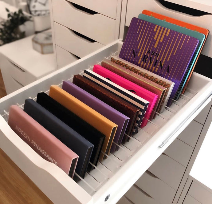 Palette Make Up Drawer Divider And Organiser
