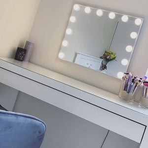 Wall Mountable Hollywood Mirror