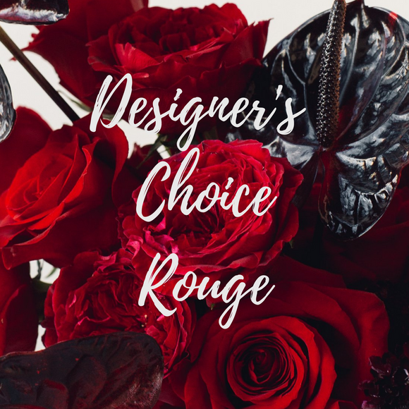 Designer's Choice Rouge