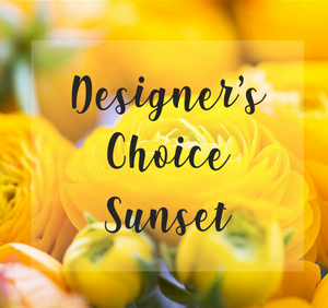Designer's Choice Sunset
