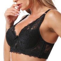 High Quality Lace Bras For Women Push Up Bra Top Seamless Plus Size Bra For Women Underwire Bra
