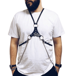 Harness Man Fashion
