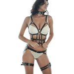 Women'S Leather Harness