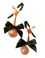 Breast Clip Ribbon And Bell