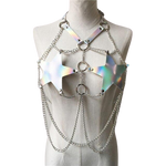 Holographic Chest Harness