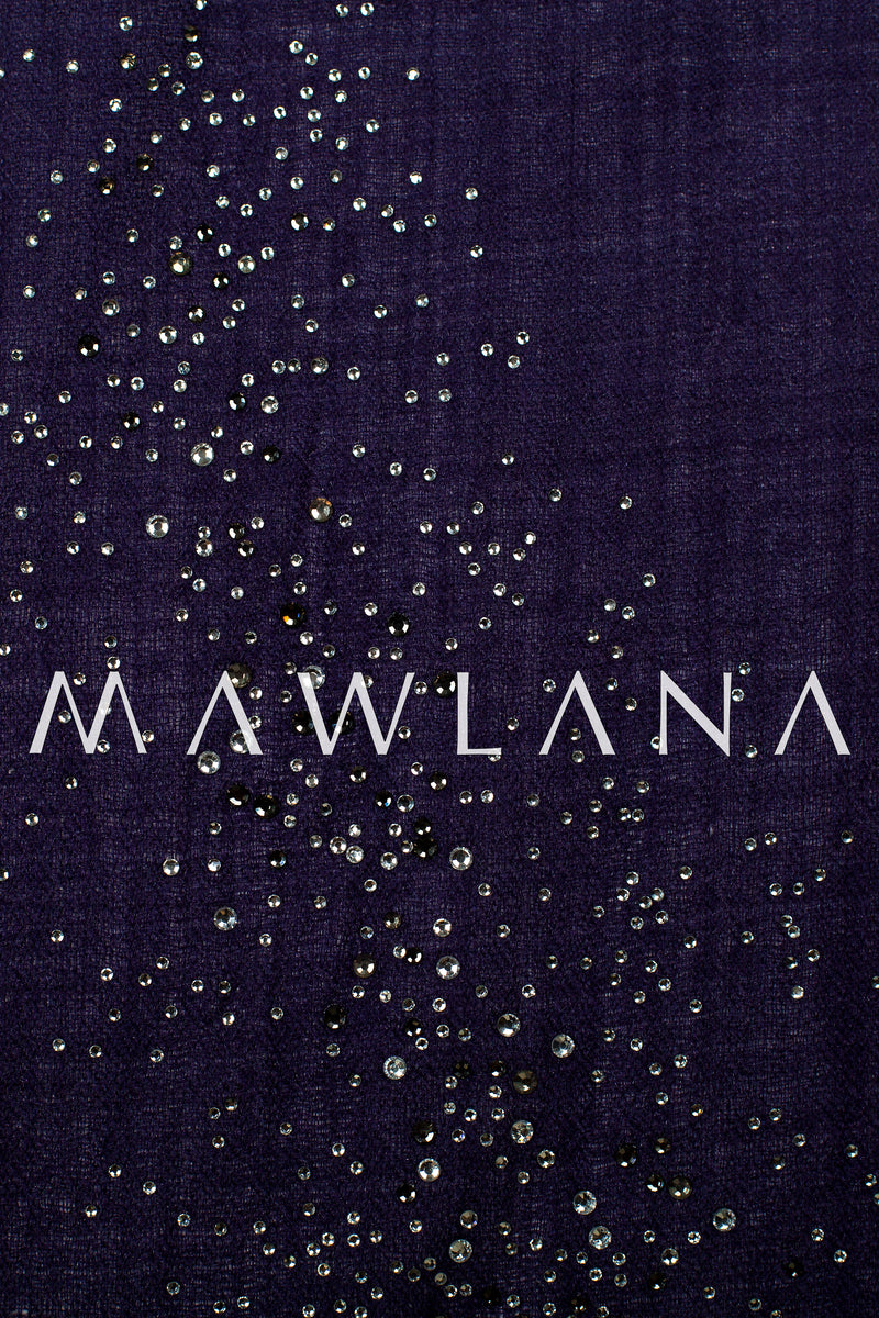 Earth Crystal Shawl - Mawlana Cashmere & Silk