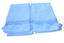 Small Turkish Cotton Handmade Pair Towels - 60 CM X 30 CM