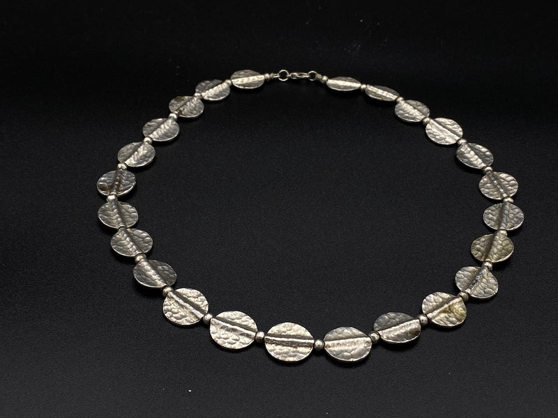 Handmade Aleppo Antique Necklaces -Byzantine Just Silver