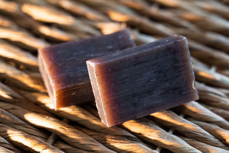 Walnut Soap - Mawlana Cashmere & Silk